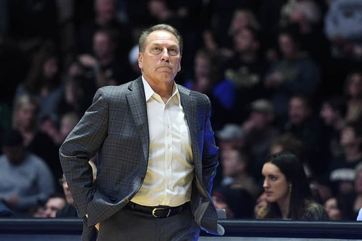 Michigan State basketball coach Tom Izzo opened up about his former star player, Keith Appling, being charged with murder last month