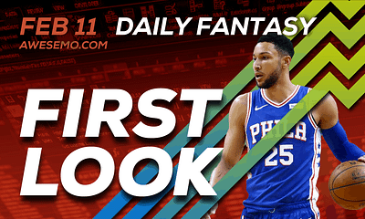 FREE Awesemo YouTube NBA DFS picks & content for daily fantasy lineups on DraftKings + FanDuel with Ben Simmons, LaMarcus Aldridge + more