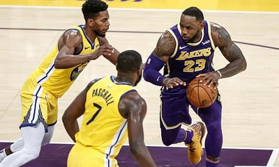 EMac gives his favorite NBA DFS picks for Yahoo + DraftKings + FanDuel daily fantasy basketball lineups including LeBron James | Monday 2/22