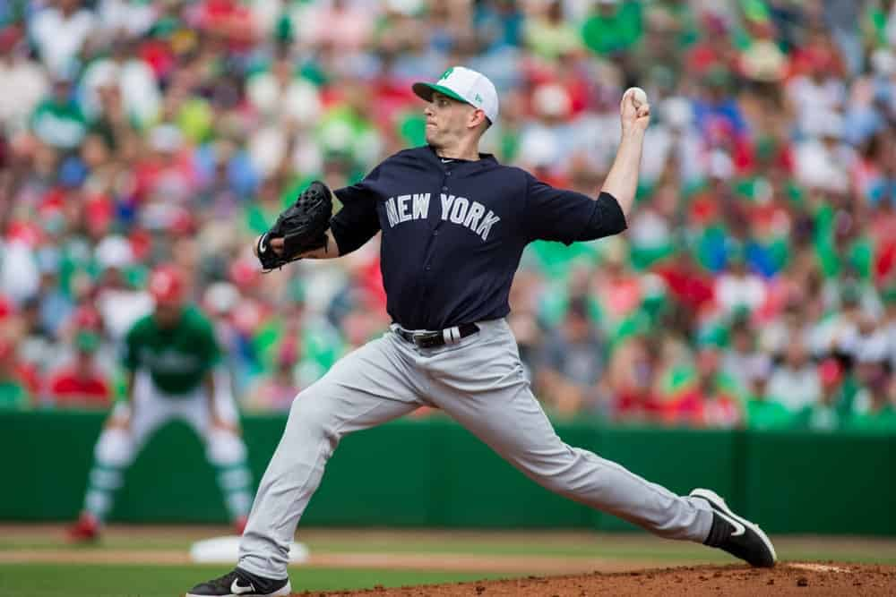 Chris Spags goes over the fantasy baseball MLB DFS slate tonight with his favorite MLB picks, including James Paxton and more!