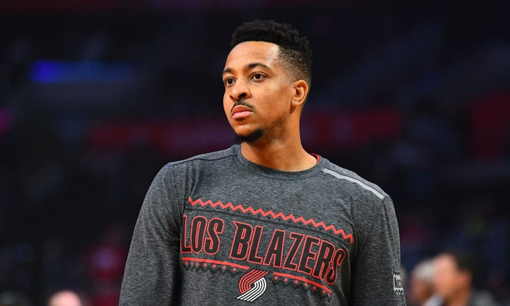 Zach Brunner utilizes the Awesemo Boom/Bust Tool for NBA Fantasy projections for DraftKings and FanDuel tonight with C.J. McCollum and more.