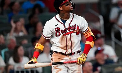 MLB DFS picks for DraftKings + FanDuel daily fantasy baseball lineups like Ronald Acuña Jr. on Awesemo's Live Before Lock Show on 6/13/21.