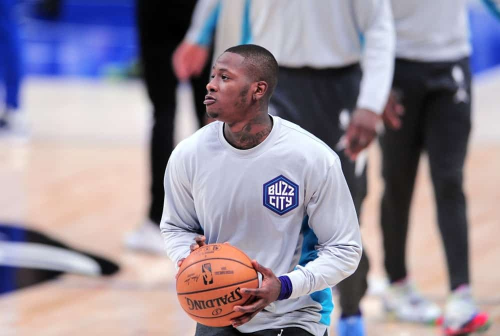 NBA DFS FanDuel daily fantasy basketball lineups cheat sheet 5/6/21. Awesemo's expert picks and projections for May 6, including Terry Rozier.