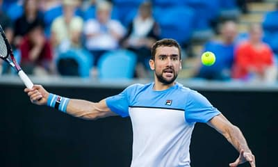Awesemo's free expert FanDuel Tennis DFS picks, projections and rankings for 2021 U.S. Open lineups with Marin Cilic today Aug. 30