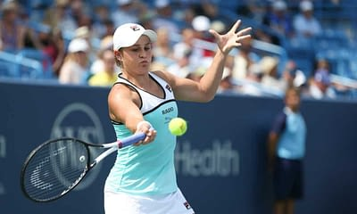 DraftKings & FanDuel Tennis DFS Picks for Miami Open featuring Ashleigh Barty on Monday March 29