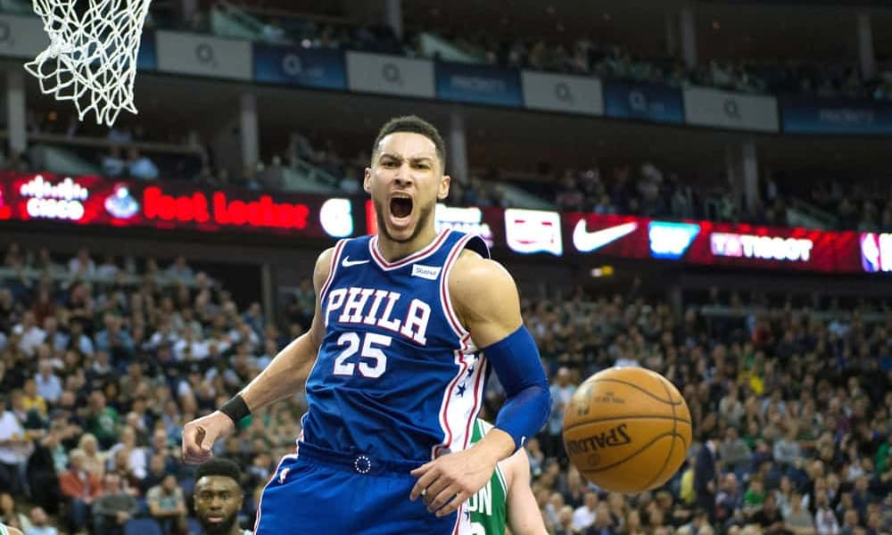 Zach Brunner finds the best NBA fantasy Monkey Knife Fight picks and predictions for the NBA Playoffs games today, Tuesday, June 8, 2021.