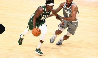 Awesemo's expert NBA player props best picks, odds and predictions for Jrue Holiday and the Milwaukee Bucks tonight, June 7, 2021.