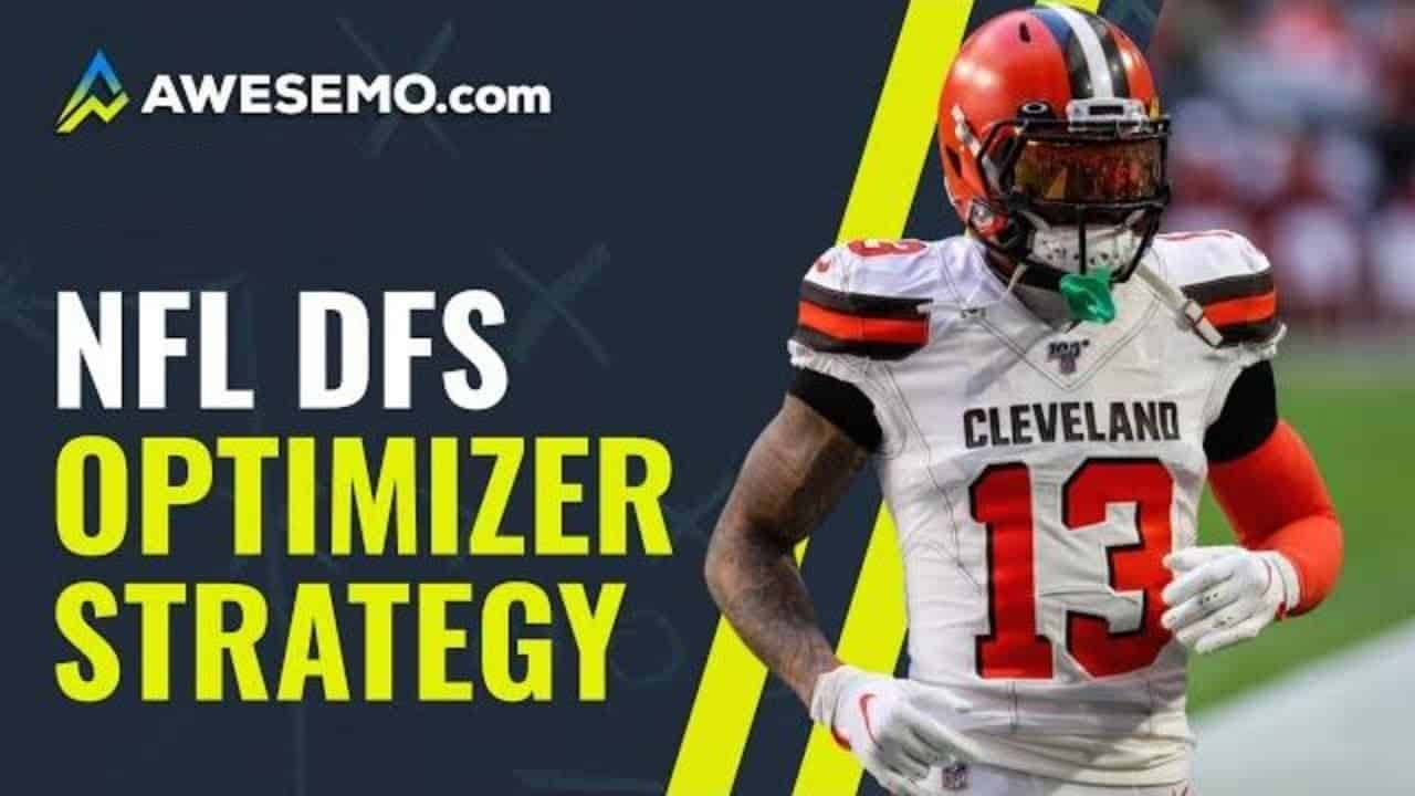 Alex Baker (@AwesemoDFS) shows you how to build NFL DFS lineups using FantasyCruncher for lineups to enter onto DraftKings and FanDuel
