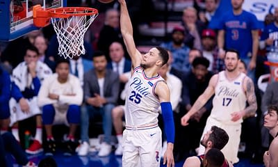 Awesemo's expert NBA player props best picks, odds and predictions for Ben Simmons and the Philadelphia 76ers tonight, June 20, 2021.