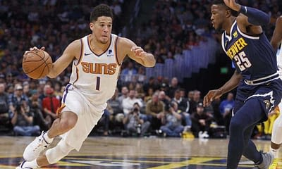 NBA DraftKings Lineup Picks DFS daily fantasy basketball Top 5 Rankings tonight Tuesday June 24 2021 with Devin Booker based on expert projections and ownership