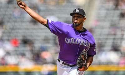 Free expert MLB picks Vegas odds betting lines parlays prop bets Rockies Angels Tigers Twins over/under moneyline best bets how to bet on MLB free money bets