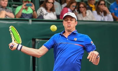 Awesemo's expert Tennis DFS picks today & projections for 2021 Atlanta Open DraftKings lineups with Sam Querrey   7/26/21