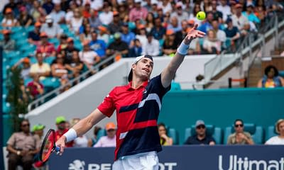 Awesemo's expert Tennis DFS picks today & projections for 2021 Atlanta Open DraftKings lineups with John Isner   7/27/21