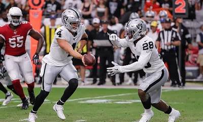 Zach Brunner previews the Week 15 Thursday Night Football Game Chargers vs Raiders and goes over NFL betting trends and odds.