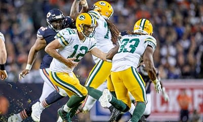 Julian Edlow dives into the odds and his favorite NFL betting pick for Championship Weekend: Green Bay Packers Team Total.