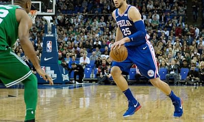 76ers point guard Ben Simmons is being linked to the Portland Trail Blazers are a potential suitor for an offseason trade