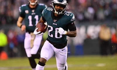 Monday Night Football Seahawks vs Eagles NFL betting trends and preview, with NFL odds, moneyline, spread picks, NFL picks + NFL predictions NFL DFS Picks DraftKings FanDuel Showdown daily fantasy football