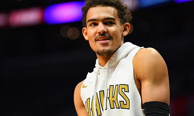 NBA DraftKings DFS daily fantasy basketball lineups NBA Playoff Game 4 cheat sheet. Awesemo's picks + projections for 6/29   Trae Young.