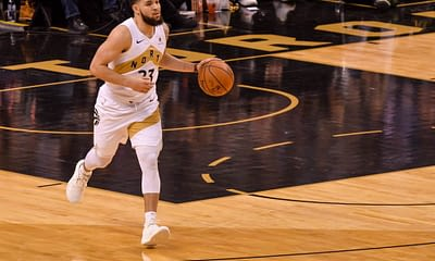 EMac gives his favorite NBA DFS picks for Yahoo, DraftKings + FanDuel daily fantasy basketball lineups, including Fred VanVleet | 5/6/21