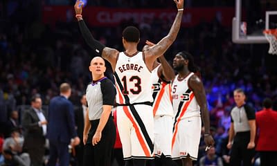 Fanduel NBA DFS Fantasy Basketball lineup picks Top 5 rankings today WEstern Conference Finals Suns vs Clippers Paul George