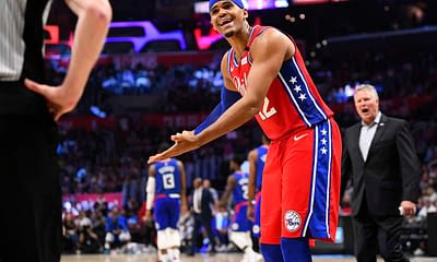 NBA FanDuel LIneup Picks Top 5 DFS rankings for daily fantasy basketball playoffs ConTENders from Josh Engleman's expert projections and simulations with Tobias Harris tonight Friday June 18 2021