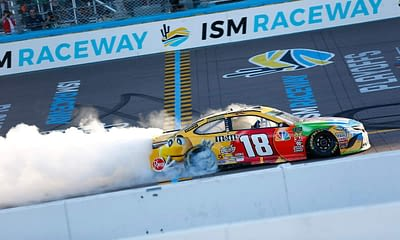 NASCAR DFS Top Drivers Tool gives you a number of data points to look into, including how likely a driver is to finish in the top-6