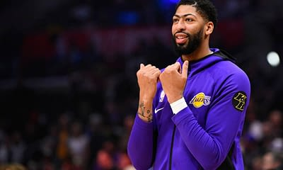 NBA betting picks today for Warriors vs Lakers, including NBA odds, lines, props, betting trends, prediction for Play-In game.