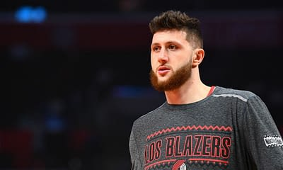 NBA DraftKings DFS daily fantasy basketball lineups NBA Playoff cheat sheet 6/3/21 Awesemo's picks + projections June 3 with Jusuf Nurkic.