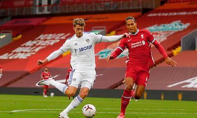 DraftKings & FanDuel EPL DFS Picks English Premier League daily fantasy soccer lineups based on Awesemo's expert projections and tools with Leeds United Pascal Gross Mason Mount