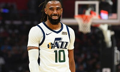 DraftKings & FanDuel NBA fantasy projections for DFS and daily basketball lineups based on Awesemo's expert tools and data for the Western Conference SEmifinals Eastern Conference Mike Conley Jr, Paul George Bogdan Bogdanovic ownership, rankings