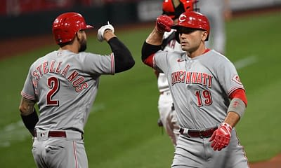 MLB DFS Picks, top stacks and pitchers for Yahoo, DraftKings & FanDuel daily fantasy baseball lineups, including the Reds | Tuesday, 7/20