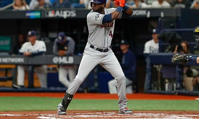 MLB DFS Picks, top stacks and pitchers for Yahoo, DraftKings & FanDuel daily fantasy baseball lineups, including the Astros   Monday, 7/26