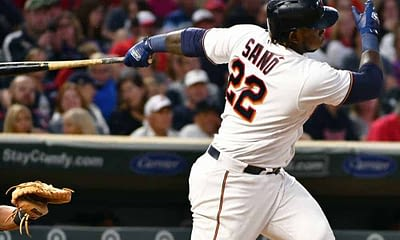 MLB DFS Picks. FREE FanDuel Daily Fantasy Baseball lineup advice based on Alex Baker's expert projections for 7/24 with Miguel Sano.