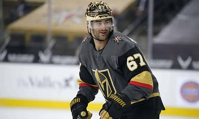DraftKings NHL DFS Picks for daily fantasy hockey lineups. FREE NHL Playoffs cheat sheet and projections | Max Pacioretty 6/24/21.