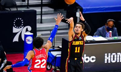 NBA expert Vegas Odds Picks Playoffs Eastern Conference Finals Game 4 Hawks vs Bucks betting lines predictions tonight Trae Young