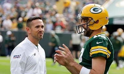 Green Bay Packers quarterback Aaron Rodgers opened up on his relationship with Matt LaFleur during his transparent interview on Wednesday