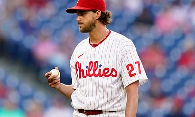 MLB DFS Picks, top stacks and pitchers for Yahoo, DraftKings & FanDuel daily fantasy baseball lineups, including Aaron Nola   Sunday, 7/23