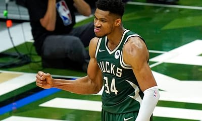 EMac gives his favorite NBA DFS picks for Yahoo, DraftKings + FanDuel daily fantasy basketball playoffs lineups, including Giannis Antetokounmpo   7/17/21