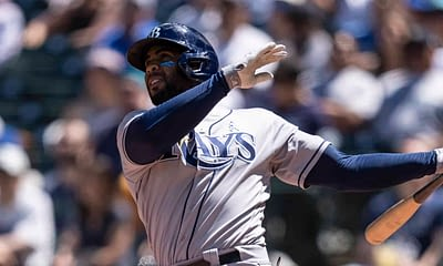 MLB DFS Picks. FREE DraftKings Daily Fantasy Baseball lineup advice based on Alex Baker's expert projections for 7/24 with Yandy Diaz.