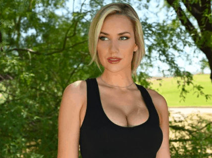 Instagram model and gold personality Paige Spiranac has a great response to the fan who was somehow able to steal Rory McIlroy's club