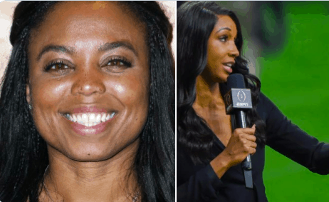 """Jemele Hill used """"Shawshank Redemption"""" to send a message to Maria Taylor after it was announced that she was moving on from ESPN"""