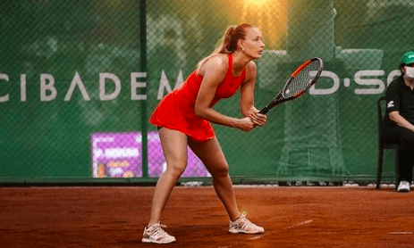 Russian tennis player Yana Sizikova was arrested at the French Open on Thursday night following a bribery investigation from last year's event