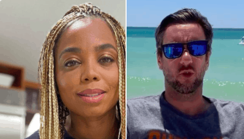 Outkick's Clay Travis was quick to lash out at Jemele Hill and Dan Le Batard after the duo called him out in wake of the Rachel Nichols debacle