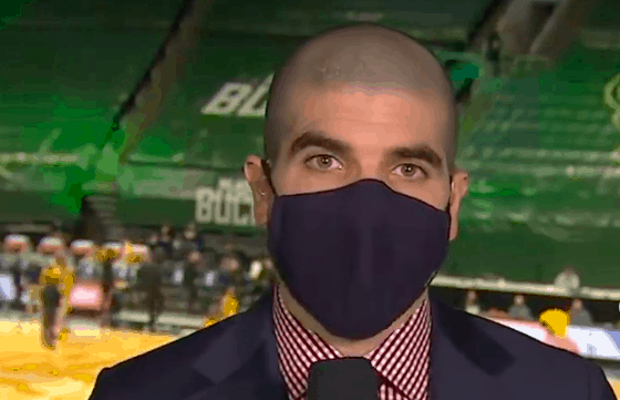 UFC reporter Ariel Helwani absolutely trashed ESPN during an appearance on Dan Le Batard's show on Monday morning