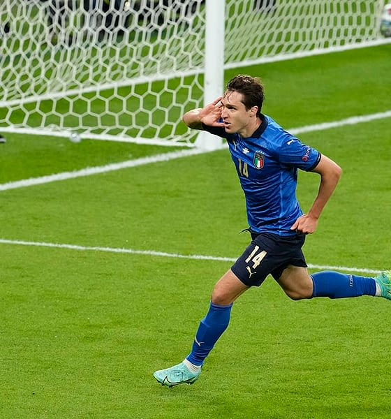 Awesemo's expert UEFA Euro 2020 DFS Picks and strategy for DraftKings + FanDuel fantasy soccer lineups including Federico Chiesa on Sunday.