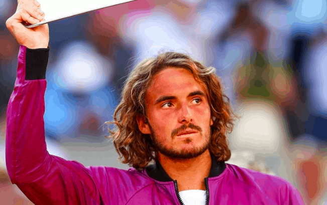 Stefanos Tsitsipas revealed on social media that he received some heartbreaking news just five minutes before the French Open final