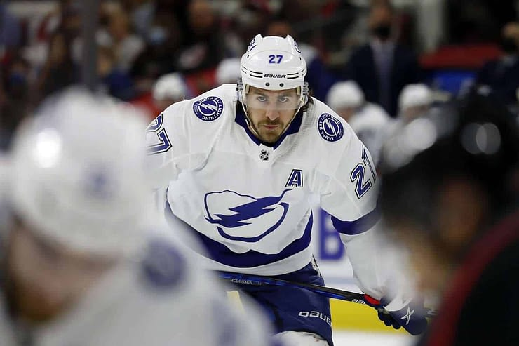 NHL DraftKings picks for Stanley Cup Game 4 daily fantasy hockey lineups. FREE NHL DFS cheat sheet + projections | Ryan McDonagh 7/5.