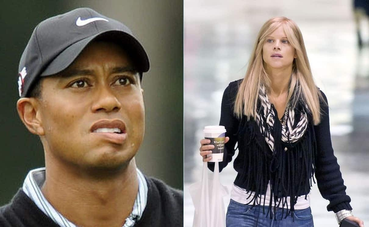 Tiger Woods' Ex Elin Nordegren Spotted for First Time ...